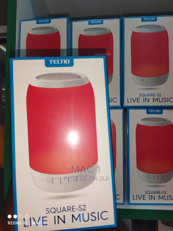 Tecno Square S2 Bluetooth Speaker