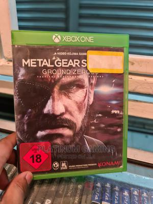 Xbox One Metal Gears Solid Used | Video Games for sale in Nairobi, Nairobi Central