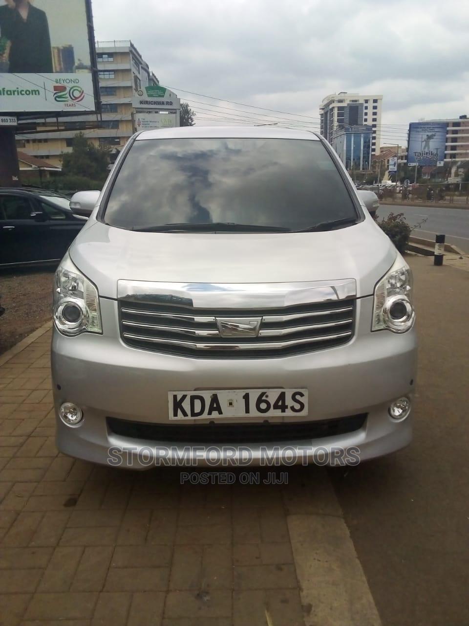 Toyota Noah 2013 Silver | Cars for sale in Kilimani, Nairobi, Kenya