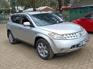 Nissan Murano 2008 Silver | Cars for sale in Nairobi, Ridgeways