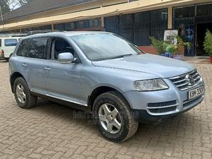 Volkswagen Touareg 2006 Gray | Cars for sale in Nairobi, Ridgeways
