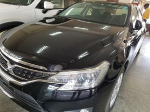Toyota Mark X 2014 Matt Black   Cars for sale in Mombasa, Mombasa CBD