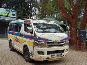 Toyota Hiace Diesel Automatic | Buses & Microbuses for sale in Nairobi, Ridgeways