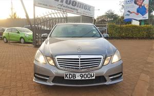Mercedes-Benz E250 2013 Gray   Cars for sale in Nairobi, Nairobi Central
