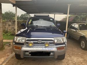 Toyota Hilux Surf 1997 3.0DT Blue | Cars for sale in Nairobi, Westlands