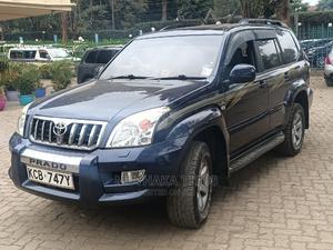 Toyota Land Cruiser Prado 2008 3.0 D-4d 5dr Black | Cars for sale in Nairobi, Ridgeways