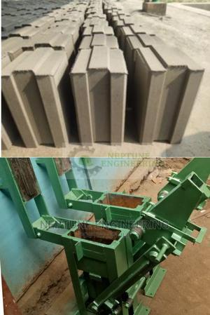 Interlocking Brick Making Machine | Manufacturing Equipment for sale in Nairobi, Kariobangi