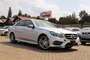 Mercedes-Benz E250 2014 Silver | Cars for sale in Nairobi, Ridgeways
