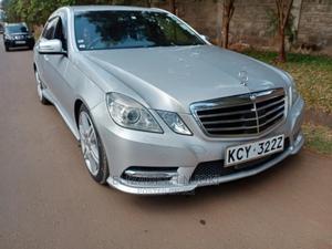 Mercedes-Benz E250 2012 Silver | Cars for sale in Nairobi, Ridgeways