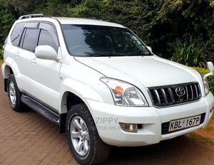 Toyota Land Cruiser Prado 2003 Pearl | Cars for sale in Nairobi, Ridgeways