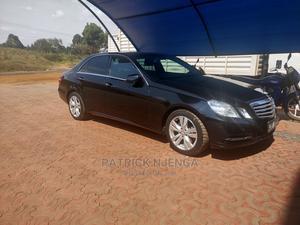 Mercedes-Benz E250 2014 Black | Cars for sale in Kiambu, Kiambu / Kiambu