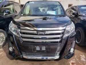 Toyota Noah 2015 1.8 FWD Hybrid (7 Seater) Black   Cars for sale in Mombasa, Mombasa CBD