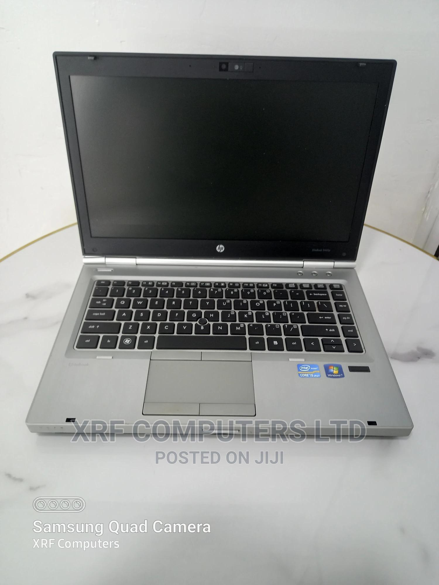 Archive: Laptop HP EliteBook 8460P 4GB Intel Core I5 HDD 500GB