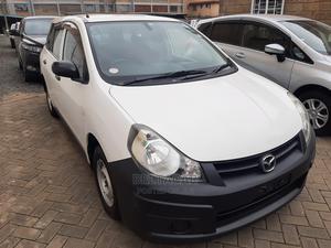 Mazda Familia 2013 White   Cars for sale in Nairobi, Kileleshwa