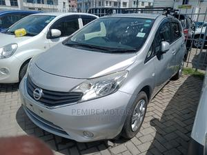 Nissan Note 2014 Silver   Cars for sale in Mombasa, Mombasa CBD