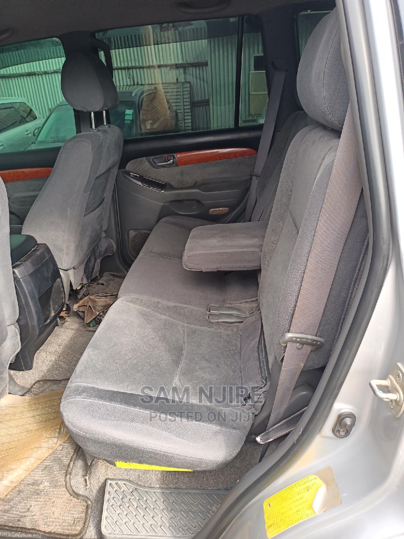 Toyota Land Cruiser Prado 2005 Silver   Cars for sale in Ridgeways, Nairobi, Kenya