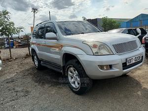 Toyota Land Cruiser Prado 2005 Silver | Cars for sale in Nairobi, Ridgeways