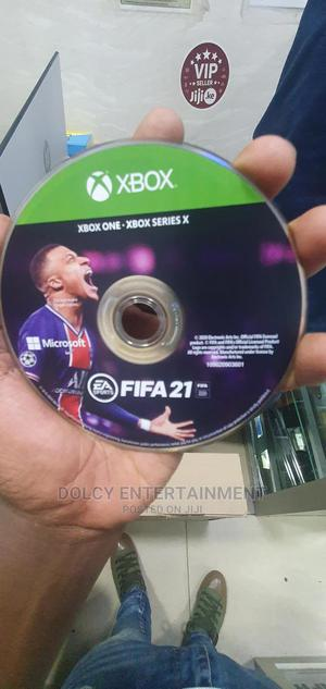 Fifa 21 Used Xbox One | Video Games for sale in Nairobi, Nairobi Central