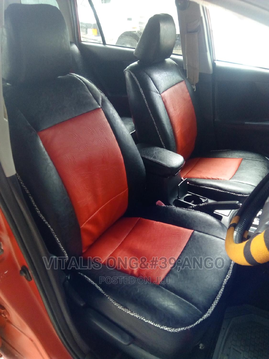 Well Designed and Fited Customized Leather Car Seat Covers | Vehicle Parts & Accessories for sale in Embakasi, Nairobi, Kenya