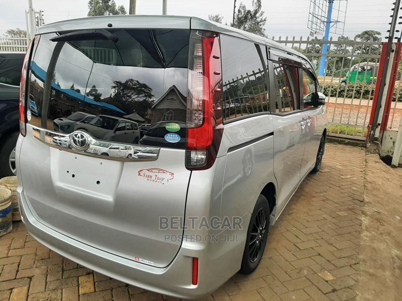 Toyota Noah 2014 Silver | Cars for sale in Kileleshwa, Nairobi, Kenya