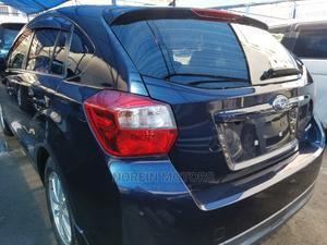 Subaru Impreza 2014 Matt Black | Cars for sale in Mombasa, Mombasa CBD