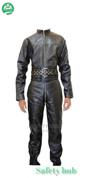 Black Leather Overalls | Safetywear & Equipment for sale in Nairobi, Nairobi Central