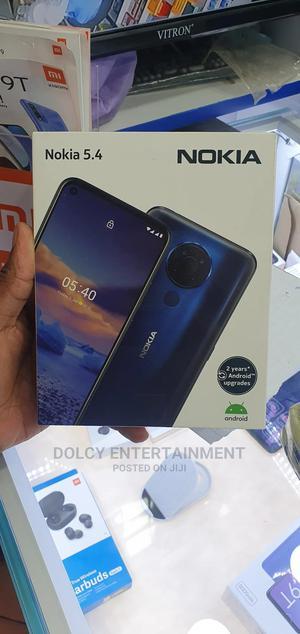 New Nokia 5.4 128 GB Black | Mobile Phones for sale in Nairobi, Nairobi Central