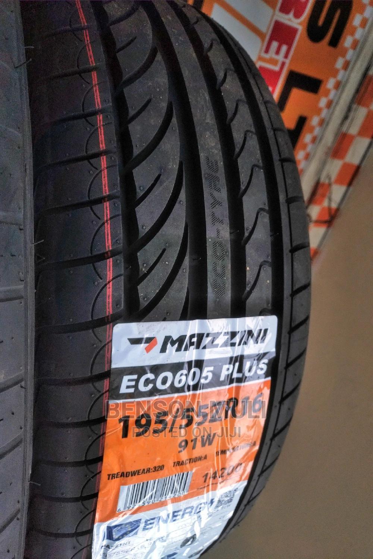 195 /55 ZR16 Mazzini