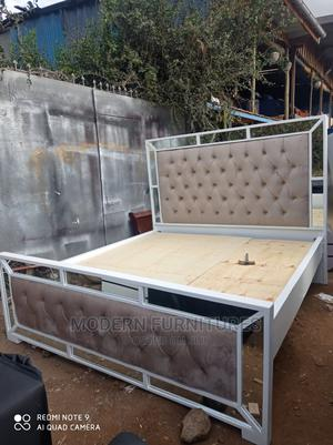 6/6 Bed/Tufted Bed   Furniture for sale in Nairobi, Kahawa