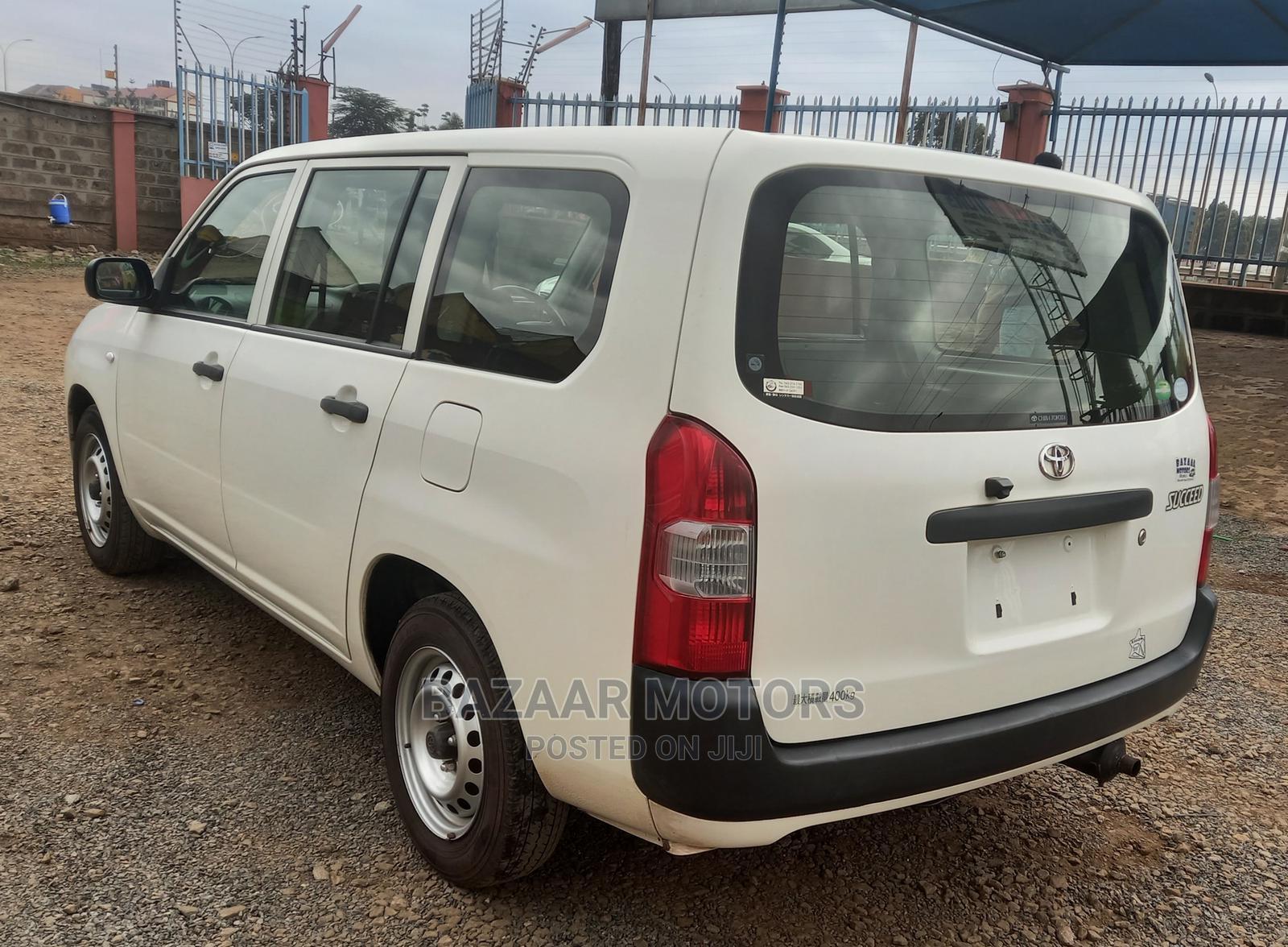 Toyota Succeed 2014 White   Cars for sale in Ruiru, Kiambu, Kenya