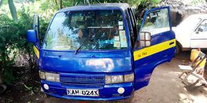 Nissan Caravan (Urvan) 1998 Blue For Sale | Buses & Microbuses for sale in Kilifi, Malindi