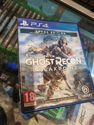 Ghost Recon Breakpoint Ps4   Video Games for sale in Nairobi, Nairobi Central