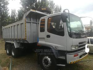 Isuzu Fvz Tipper Kbx. A Thoroughly Clean Tipper Price 4.7M   Trucks & Trailers for sale in Nairobi, Nairobi Central