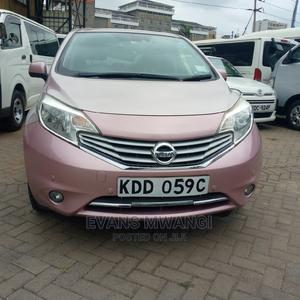 Nissan Note 2014 Pink | Cars for sale in Nairobi, Kilimani