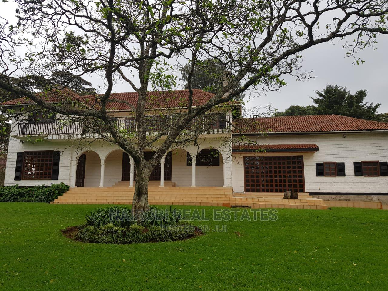 4bdrm Farm House in Tigoni for Rent   Houses & Apartments For Rent for sale in Tigoni, Limuru, Kenya