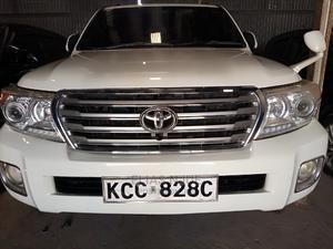 Toyota Land Cruiser Prado 2009 White | Cars for sale in Mombasa, Mombasa CBD