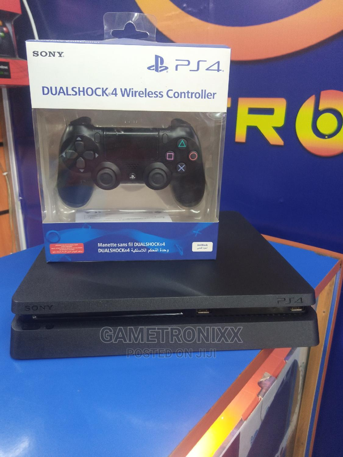 Clean Playstation 4 Console Available