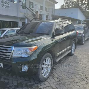 Toyota Land Cruiser 2013 4.5 V8 GX-R Green   Cars for sale in Mombasa, Mombasa CBD