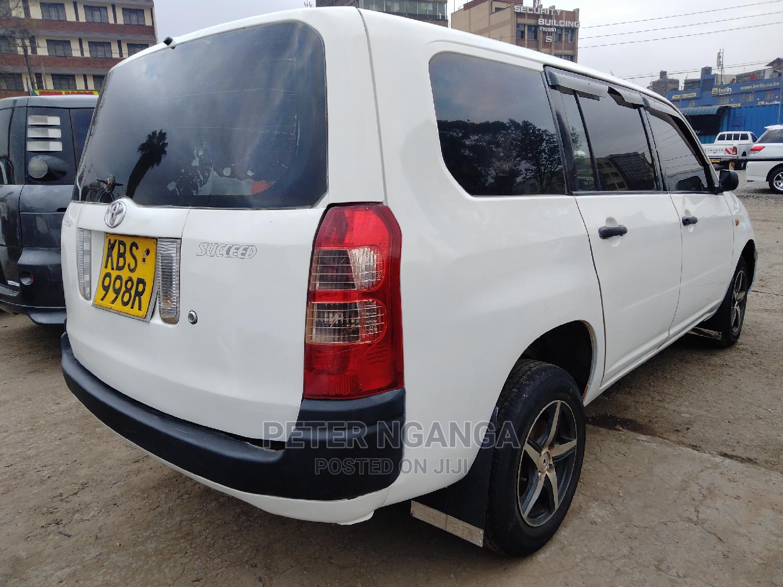 Toyota Succeed 2006 White   Cars for sale in Nairobi Central, Nairobi, Kenya
