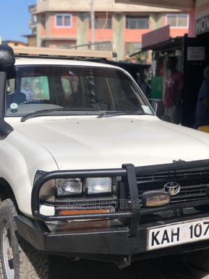 Toyota Land Cruiser Prado 1999 2.7 16V 3dr White | Cars for sale in Mombasa, Mombasa CBD