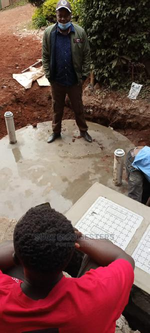Commercial Biodigester for Waste Management   Building & Trades Services for sale in Kiambu, Kikuyu