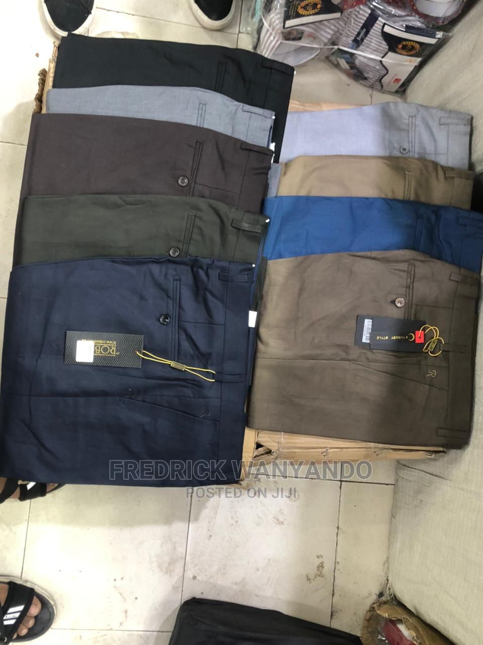 The Original Official Trousers and Shirts Are Now Available