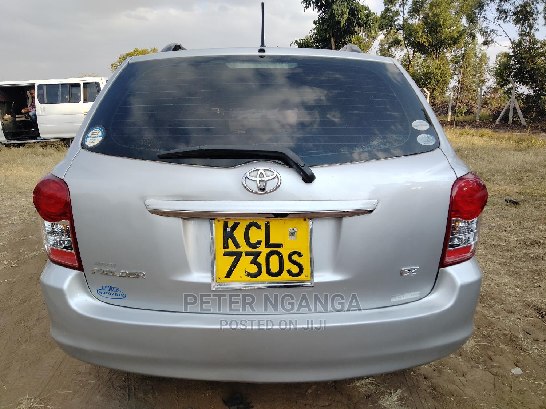 Toyota Fielder 2010 Silver | Cars for sale in Nairobi Central, Nairobi, Kenya