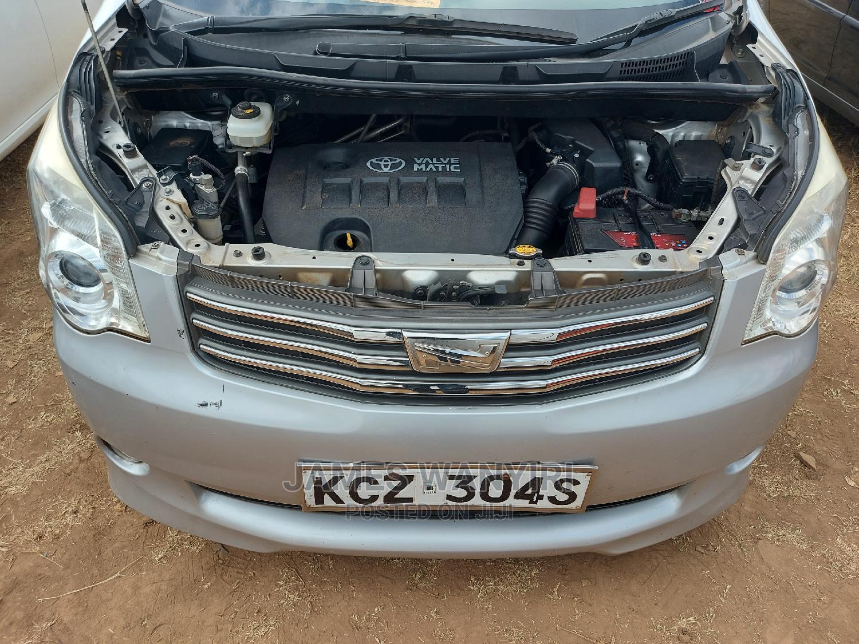 Toyota Noah 2012 Silver | Cars for sale in Nairobi Central, Nairobi, Kenya