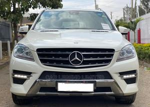 Mercedes-Benz M Class 2014 White | Cars for sale in Nairobi, Kilimani