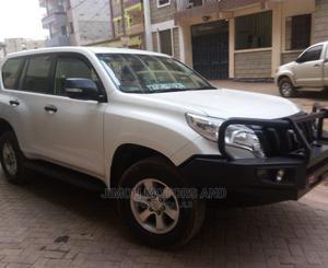 Toyota Land Cruiser Prado 2014 White | Cars for sale in Nairobi, Parklands/Highridge