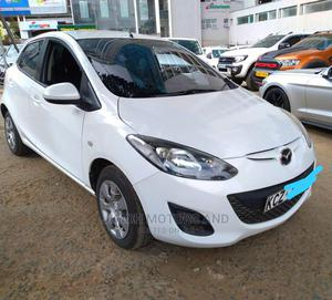 Mazda Demio 2013 White   Cars for sale in Nairobi, Parklands/Highridge