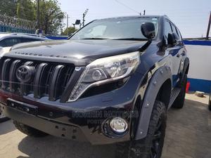 Toyota Land Cruiser Prado 2014 Matt Black | Cars for sale in Mombasa, Mombasa CBD