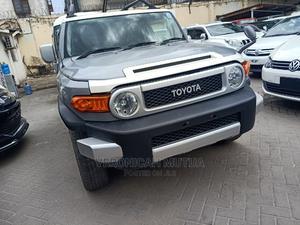 Toyota FJ Cruiser 2014 Gray | Cars for sale in Mombasa, Tononoka