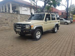Toyota Land Cruiser 2016 Beige | Cars for sale in Nairobi, Kilimani